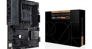 ASUS представляє материнську плату ProArt B550-Creator