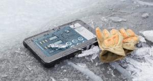 Dell представляет первый полностью защищенный планшет Latitude 12 Rugged Tablet для работы в экстремальных условиях