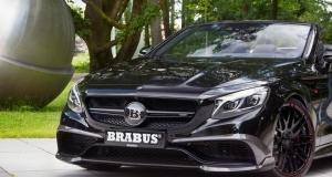 Mercedes-AMG S63 Biturbo 6.0 от Brabus