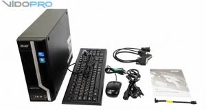 Acer Veriton X2610G: компактный и производительный офисный десктоп