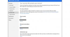 Microsoft перешла на двухуровневую систему защиты учетных записей
