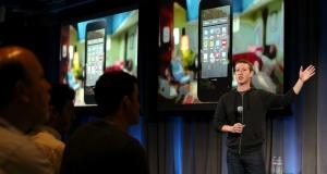 Facebook Home загрузили 500 000 раз
