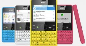 Nokia пополнила линейку бюджетных телефонов социальным Asha 210