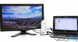 Видеообзор Fujitsu USB 3.0 Port Replicator PR08 - добавь портов и разъемов своему устройству!