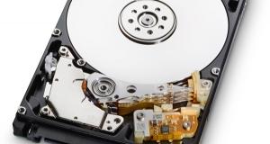 Анонсирован жесткий диск для ноутбука емкостью в 1.5Тб