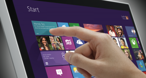 Монитор LG Touch 10 совместим с Windows 8