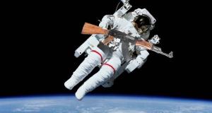 Що буде, якщо вистрілити в космосі?