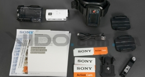 Обзор экшн камеры Sony ActionCam Mini (HDR-AZ1VR)