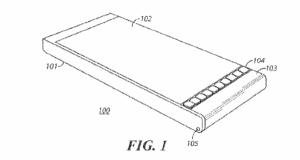 Blackberry работает над смартфоном с гибридным дисплеем и поворотной клавиатурой