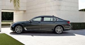 BMW 750D дебютирует с новым четырехтурбированным дизельным двигателем