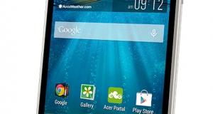 Смартфон Acer Liquid Z500 доступен в Украине по цене 2699 грн