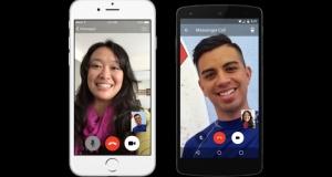 Facebook добавляет видеозвонки в мобильное приложение Messenger