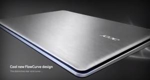 Ноутбук Acer Aspire E 11 позволяет «скайпить» на ходу