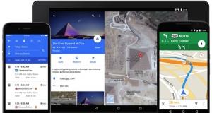 Google Maps для Android и iOS получили долгожданный Material Design