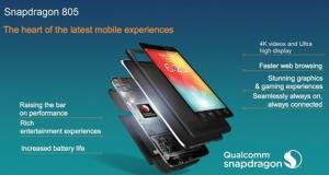 Обновление Windows Phone 8.1 GDR2: поддержка 2K-разрешения и процессора Snapdragon 805