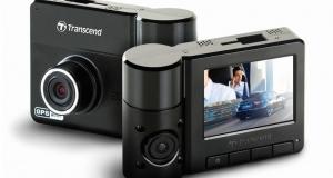 Видеорегистратор Transcend DrivePro 520 с двумя объективами