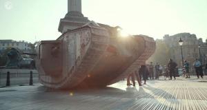 100 лет стальным машинам: Wargaming отпраздновала юбилей танков в Лондоне