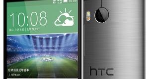 HTC представила обновленный флагман One M8 Eye