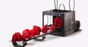 Створений конвеєрний 3D принтер для серійного виробництва