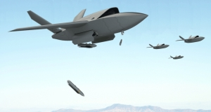 Бойові безпілотники від Kratos летітимуть зі швидкістю понад 1000 км/год