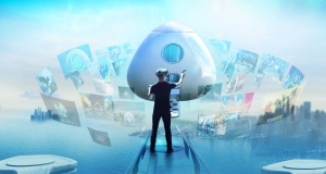 Автономні VR гарнітури на CES 2018: занурення у віртуальні світи без перешкод!
