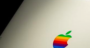 В продажу поступил бежевый MacBook Air Retro