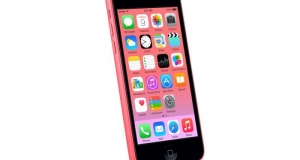 iPhone 5C со сканером отпечатков пальцев появился на сайте Apple