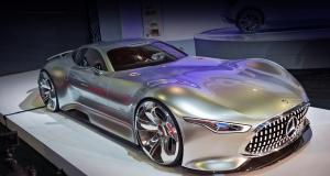 Mercedes-Benz AMG Vision Gran Turismo: автомобиль, который заставит сердце биться быстрее