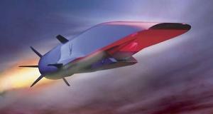 ВВС США работают над новым гиперзвуковым самолетом