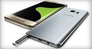 Samsung представил смартфоны Galaxy Note 5 и Galaxy S6 Edge+