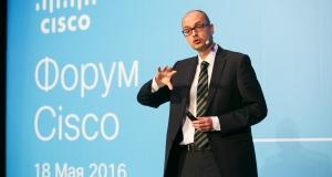 В Киеве прошел форум Cisco «Архитектура цифровых сетей»