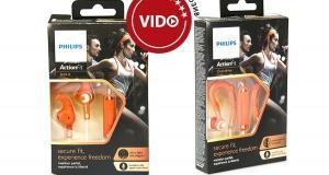 Сводный обзор спортивных наушников Philips ActionFit SHQ1305 и SHQ3305: пора на пробежку
