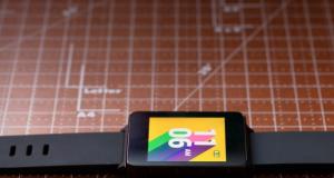 Обновление программного обеспечения решило проблему ржавления LG G Watch