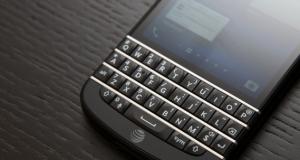 BlackBerry представит 3 смартфона с топовыми характеристиками
