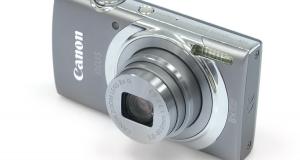 Обзор фотокамеры Canon IXUS 150: тоньше и быстрее