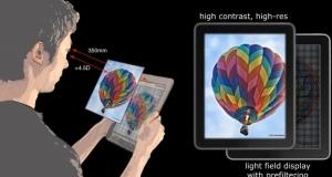 Уникальный дисплей позволит избавиться от очков для чтения