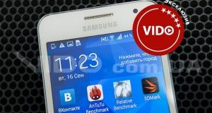 Обзор смартфона Samsung Galaxy Core II Duos: опять Dual