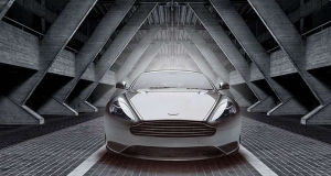 Побудь агентом 007 – Aston Martin DB9 GT Bond, приуроченный к выходу нового фильма