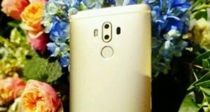 Фото Huawei Mate 9 потрапили в мережу