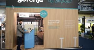 Gorenje на CEE 2019: вінтажний холодильник і сучасні новинки побутової техніки