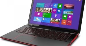 Игровой ноутбук Toshiba Qosmio X75 на Computex 2013