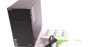 Acer Aspire M1935: практичный десктоп с Windows 8 на борту