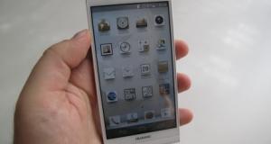 Huawei Ascend P6 представлен официально (Видео)