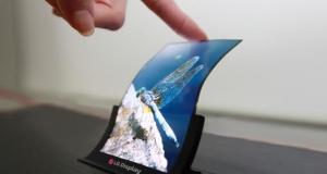 LG обещает скорое появление смартфонов с гибкими дисплеями