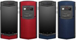 Смартфон TI от Vertu выйдет ограниченным тиражом