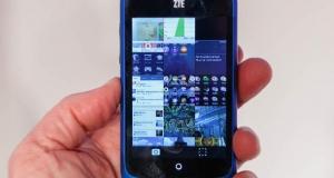 ZTE Open открывает эру Firefox-смартфонов. Старт в Испании!