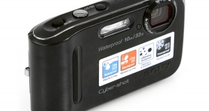 Sony Cyber-shot DSC-TF1: лето, море, пляж