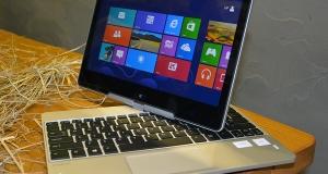 В Украине состоялась презентация ноутбука-трансформера и планшета HP