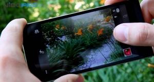 Huawei Ascend P6: возможности и функционал встроенной камеры