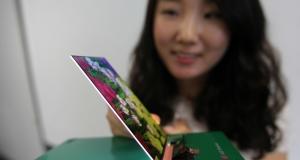 LG представила самое тонкое стекло 1080p для дисплеев